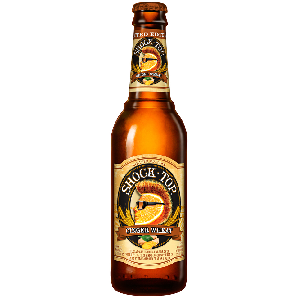 Photo of Shock Top Ginger Wheat