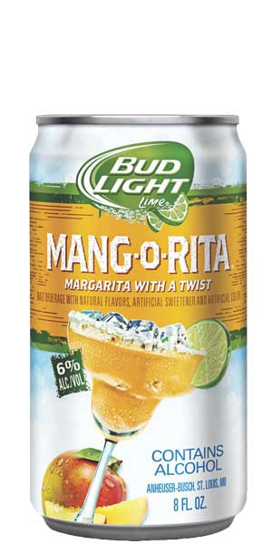 Photo of Bud Light Lime Mang-O-Rita
