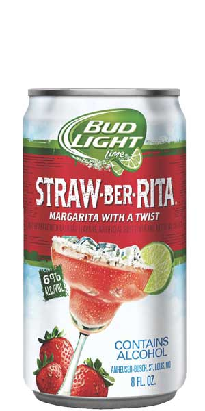 Photo of Bud Light Lime Straw-Ber-Rita