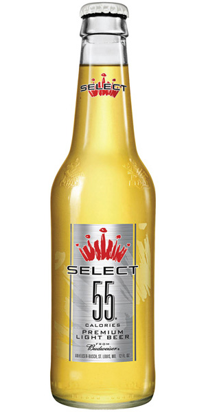 Photo of Budweiser Select 55