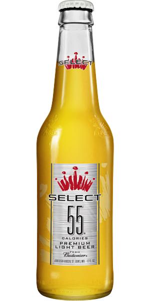 Photo of Budweiser Select 55