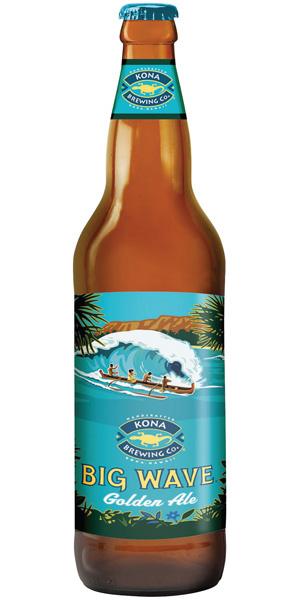 Photo of Kona Big Wave Golden Ale